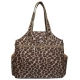 Jet Brown Giraffe Tennis Tote Bag - Jet Tennis Bags