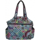 Jet Thai Spices Quilted Tennis Tote Bag - Jet Tennis Bags