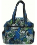 Jet Perennial Sky Quilted Tennis Tote Bag - New Womens Bags