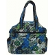 Jet Perennial Sky Quilted Tennis Tote Bag - Jet Bags