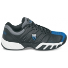 K-Swiss Men's Bigshot Light Shoes (Blk/ Blu/ Chrc) - K-Swiss Bigshot Tennis Shoes
