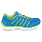 K-Swiss Men's Blade-Light Whiteburn (Blu/ Grn/ Wht) - Other Shoe Types