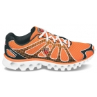 K-Swiss Men's Tubes Run 130 (Org/ Red/ Blk) - Running Shoes