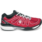 K-Swiss Men's Ultra Express (Fiery Red/ Black/ White) - Men's Tennis Shoes