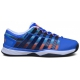 K-Swiss Men's Hypercourt Tennis Shoes (Electric Blue/Graphic Print) - K-Swiss Tennis Shoes