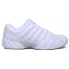 K-Swiss Women's Bigshot Light 2.5 Tennis Shoes (White/White) - K-Swiss Bigshot Tennis Shoes