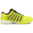 K-Swiss Men's Hypercourt Express Tennis Shoes (Neon Yellow/Black/White) - K-Swiss