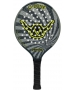 Viking O-Zone Platform Tennis Paddle (Grey/ Lime) - Viking