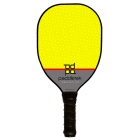 Paddletek Power Play Pro Paddle (Yellow) - Tennis Court Equipment