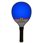 Paddletek Sweet Spot Pro Paddle (Blue) - Tennis Court Equipment