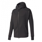 Adidas Men's N.Z.E. Tennis Warm-up Hoodie (Black) - Men's Jackets