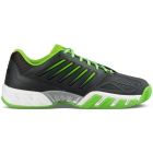 K-Swiss Men's Bigshot Light 3 Tennis Shoes (Dark Shadow/Jasmine Green) - Tennis Shoe Brands