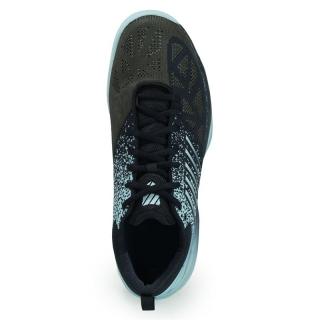 K-Swiss Men s Knitshot Tennis Shoes (Black Iris Blue Glow) - Do It ... 8f66871b4e6