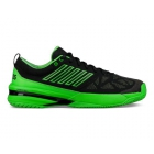 K-Swiss Men's Knitshot Tennis Shoes (Neon Lime/Black) - K-Swiss Knitshot Tennis Shoes