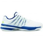 K-Swiss Men's UltraShot 2 Tennis Shoes (White/Limoges/Sharp Green) - New Tennis Shoes