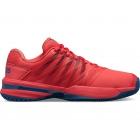 K-Swiss Men's UltraShot 2 Tennis Shoes (Dark Blue/Bittersweet/Black) -