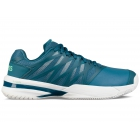 K-Swiss Men's UltraShot 2 Tennis Shoes (Cosair/White/Spring Bud) - Shop the Best Selection of Tennis Shoes for Any Court Surface