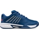 K-Swiss Junior Hypercourt Express 2 Kids' Tennis Shoes (Dark Blue/Bittersweet/White) - K-Swiss Junior Tennis Apparel and Shoes