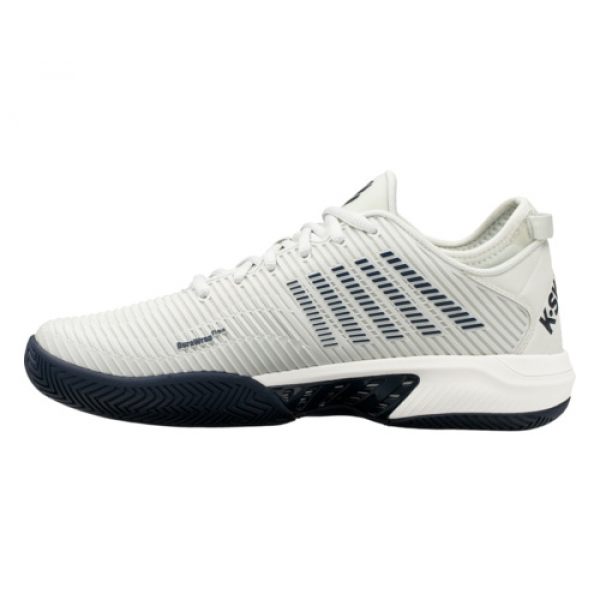 K-Swiss Men's Hypercourt Supreme Tennis Shoe, Barely Blue
