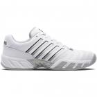K-Swiss Men's Bigshot Light 4 Tennis Shoes (White/High-Rise/Black) -