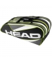 Head Elite 9R Supercombi Tennis Bag (Black/Anthracite) - Head Tennis Racquets, Bags, Shoes, Strings and More