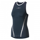 Adidas Stella McCartney Barricade Tennis Tank, Legend Blue - Adidas Tennis Apparel
