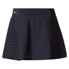Adidas Stella McCartney Barricade Tennis Skirt, Legend Blue - Adidas Tennis Apparel