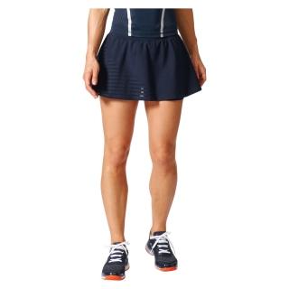 Adidas stella mccartney barricata tennis gonna blu e leggenda