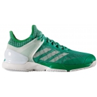 Adidas Men's Adizero Ubersonic 2 Clay Court (Core Green/White/Green) - How To Choose Tennis Shoes