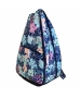 All For Color Midnight Blooms Tennis Backpack - All For Color