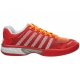K-Swiss Men's Hypercourt Express Tennis Shoes (Safety Orange/Fiery Red) - K-Swiss Tennis Shoes