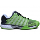 K-Swiss Men's Hypercourt Express Tennis Shoes (Flash Green/Black) - K-Swiss