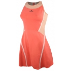 Adidas Women's Stella McCartney Australia Dress (Coral/ Rose) - Women's Adidas Apparel