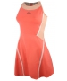 Adidas Women's Stella McCartney Australia Dress (Coral/ Rose) - Women's Cap-Sleeve Shirts