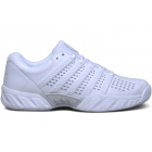 K-Swiss Men's Bigshot Light 2.5 Tennis Shoes (White) - Lightweight Tennis Shoes