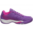 Prince Women's T22 Lite Tennis Shoes (Purple/Pink) - Lightweight Tennis Shoes