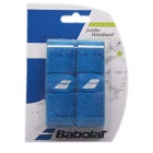 Babolat Jumbo Wristband (Blue) - Tennis Apparel Brands