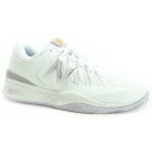 New Balance Women's WC1006WS (B) Tennis Shoes (White/Silver) - New Balance MC1005/WC1005 Tennis Shoes