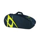 Volkl Team Mega 9-Pack Tennis Bag (Black/Yellow) - Volkl