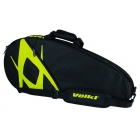 Volkl Team Pro 3-Pack Tennis Bag (Black/Yellow) - Volkl