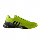 Adidas Men's Barricade 2016 Tennis Shoes (Lime/ Black) - Adidas Barricade Tennis Shoes