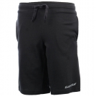 Babolat Boys' Core Shorts (Dark Grey) - Boy's Tennis Apparel