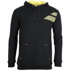 Babolat Boys' Core Tennis Hoodie (Dark Grey) - Boy's Tennis Apparel