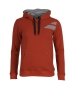 Babolat Boys' Core Tennis Hoodie (Red) - Boy's Tops