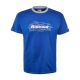 Babolat Men's Core Training Tennis Tee (Dark Blue) - Babolat Tennis Racquets, Shoes, Bags and More #TennisRunsInOurBlood