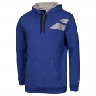 Babolat Men's Core Tennis Hoodie (Dark Blue) - Discount Tennis Apparel
