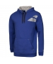 Babolat Men's Core Tennis Hoodie (Dark Blue) - Babolat Tennis Apparel