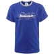 Babolat Boys' Core Training Tennis Tee (Dark Blue) - Babolat Tennis Racquets, Shoes, Bags and More #TennisRunsInOurBlood