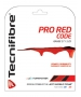 Tecnifibre Pro Red Code 17g Tennis String (Set) - Tecnifibre Polyester String