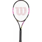 Wilson Burn 100LS Pink Racquet  - Player Type
